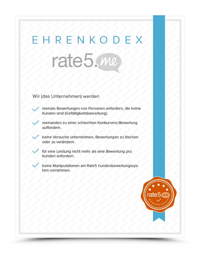 Rate5-ehrenkodex